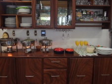 smaller receptions